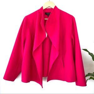 Talbots felted wool jacket